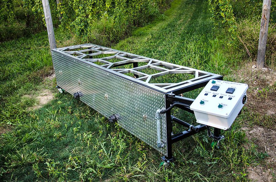 Beast 4 burner base pilot brew system-0