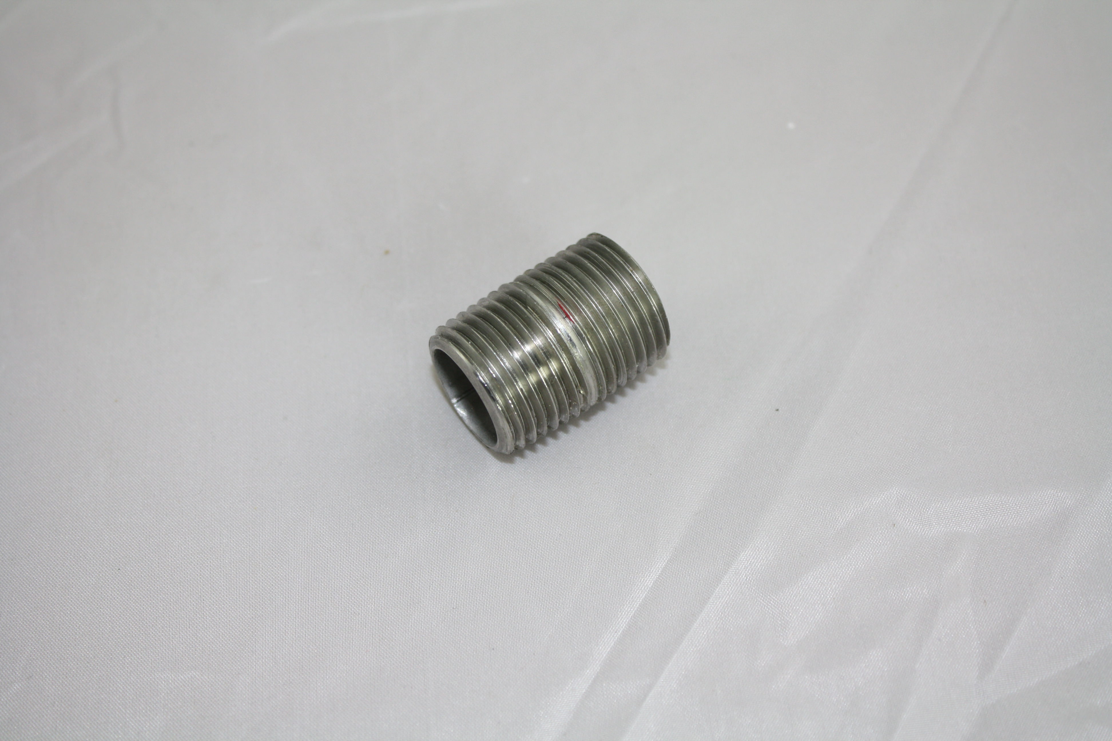 "1/4"" NPT Closed nipple Stainless Steel 304 -0"