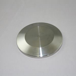 "Tri-Clamp End Cap 1.5"" Stainless Steel 304 -0"