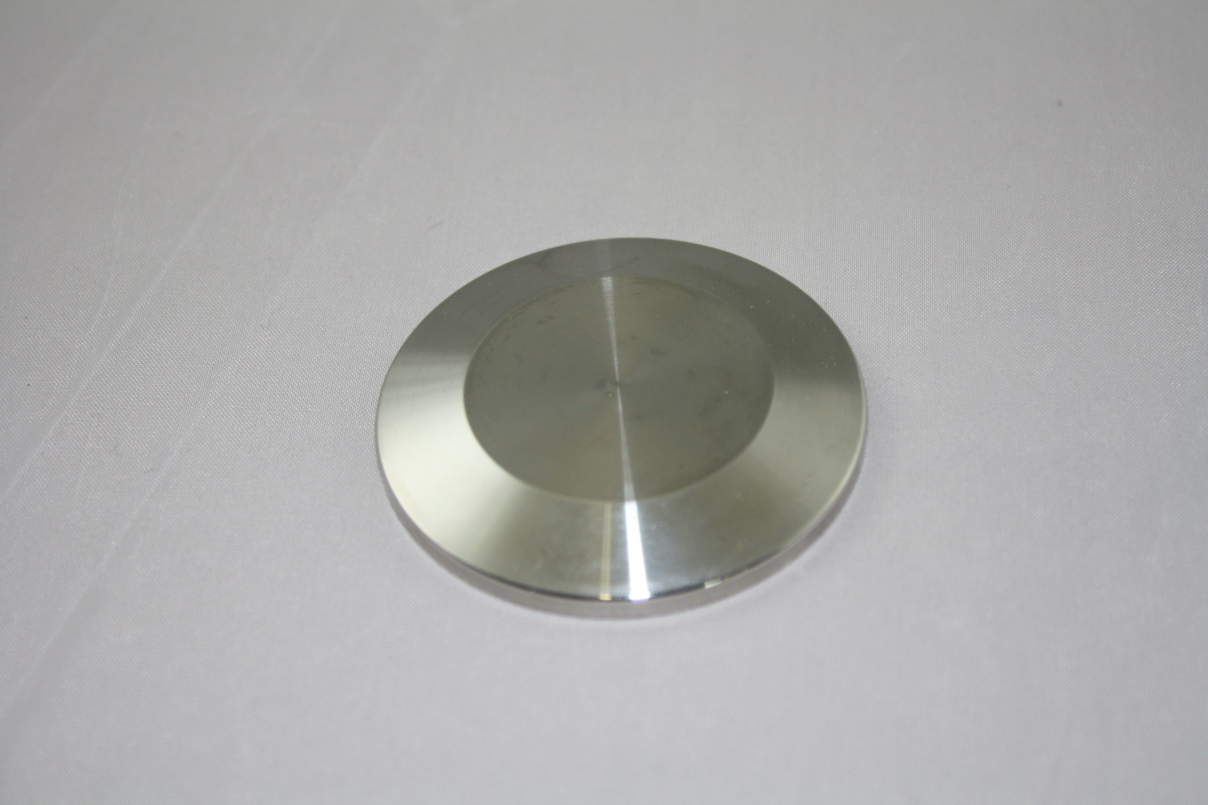 """Tri-Clamp End Cap 1.5"""" Stainless Steel 304 -0"""