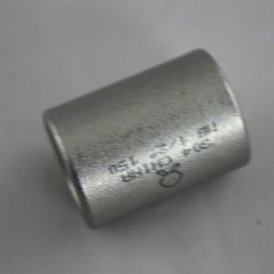 "1/2"" NPT Coupling Stainless Steel 304-0"