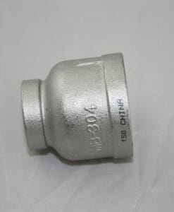 """1"""" x 1/2"""" Reducer Coupling Stainless Steel 304-0"""