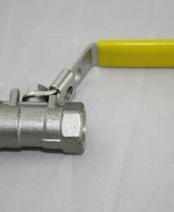 "1/4"" NPT Ball Valve Stainless Steel 304-0"