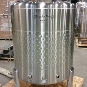 10 bbl Jacketed Brite Tank-0