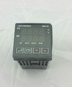Series 16B 1/16 DIN Temperature/Process Controller-0