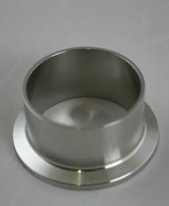 "2"" Tri-Clamp 28 mm Long Ferrule-0"