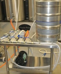KC-1000 Keg washer-0