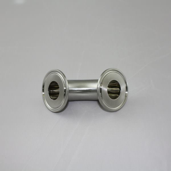 """Tri-Clamp 1"""" Elbow 90 degree x 1.5"""" TC Stainless Steel SS 304 -0"""