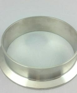 "4"" Tri-Clamp 28 mm Long Ferrule-0"