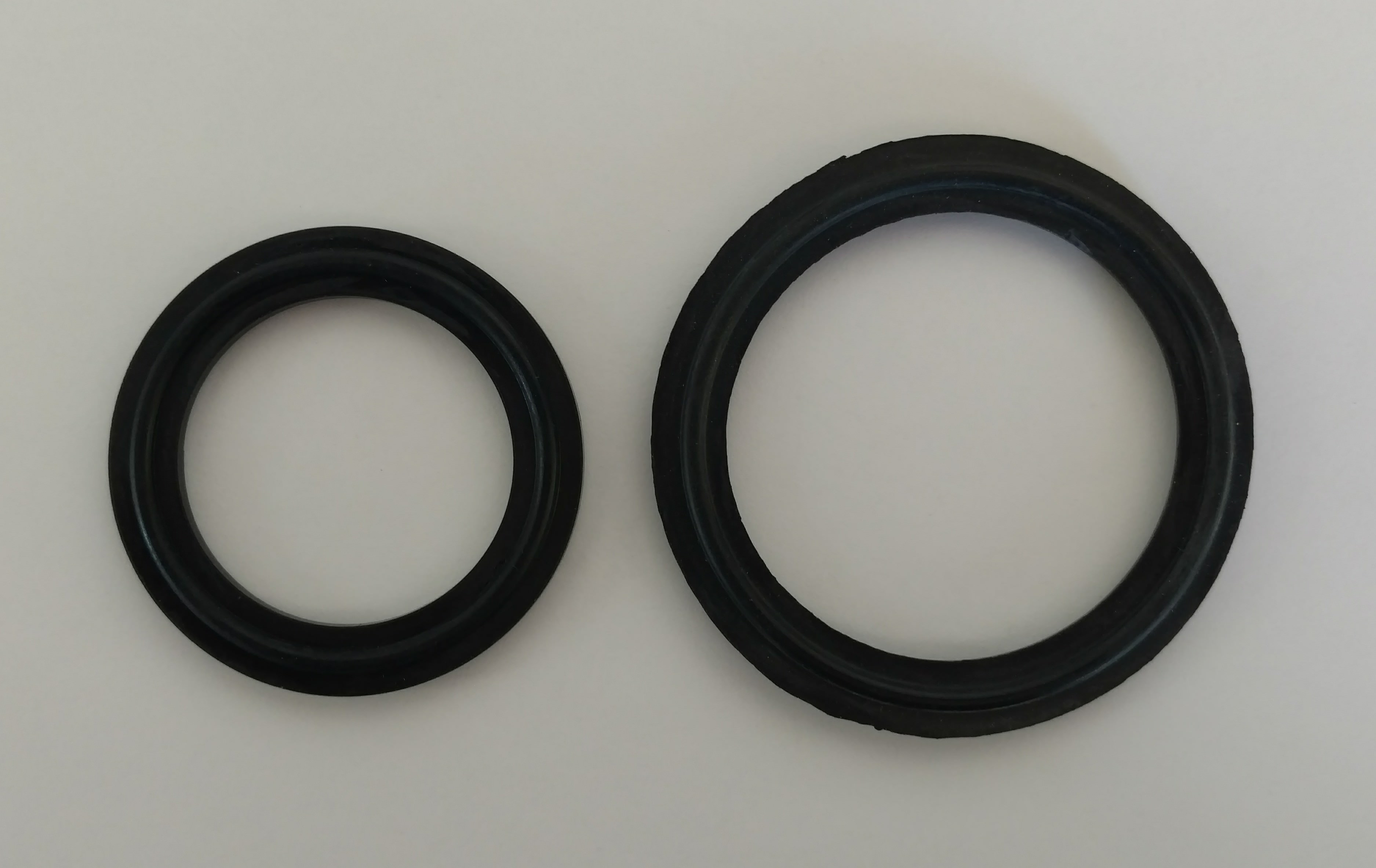 """3"""" Tri-Clamp Silicone Gasket-267"""