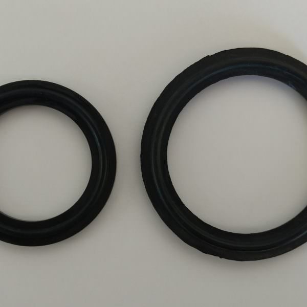 """4"""" Tri-Clamp Silicone Gasket-270"""