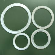 """4"""" Tri-Clamp Silicone Gasket-0"""