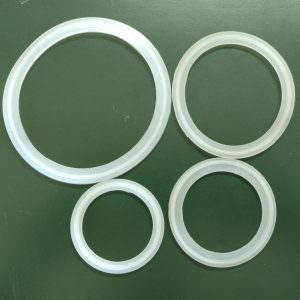 "2"" Tri-Clamp Silicone Gasket-0"