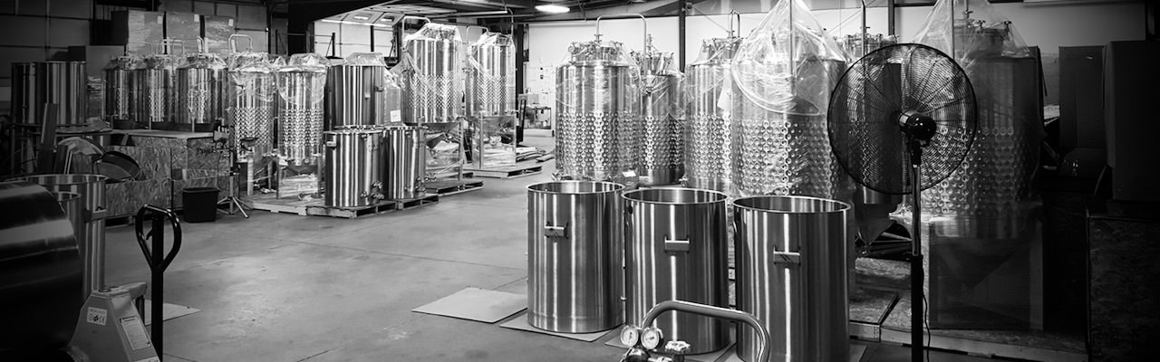Brewing Equipment - Nano Brew Systems - Home Brewers
